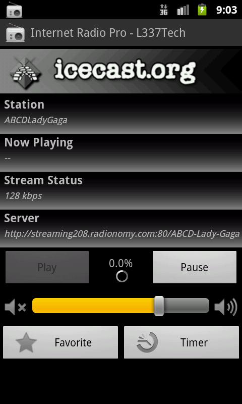 shoutcast | L337Tech